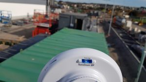 Temporary Wi-Fi Installation for LIDL, Maryport